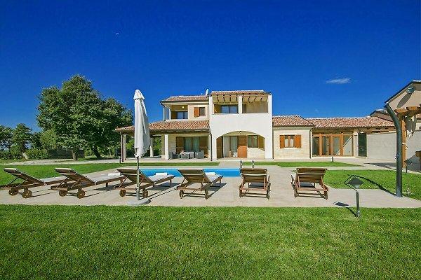 Villa Genia en Baderna -  1