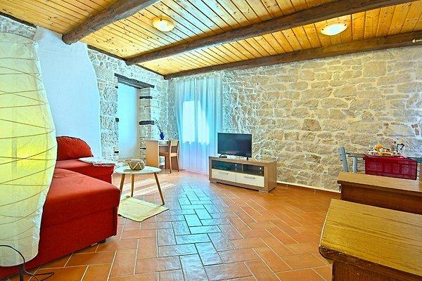 Perla ferienwohnung in vrsar mieten for Wohnzimmer 40 qm