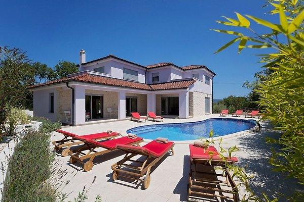 Villa Malina in Barban - immagine 1