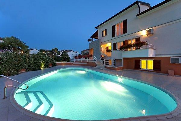 Ferienwohnung Haus mit Pool