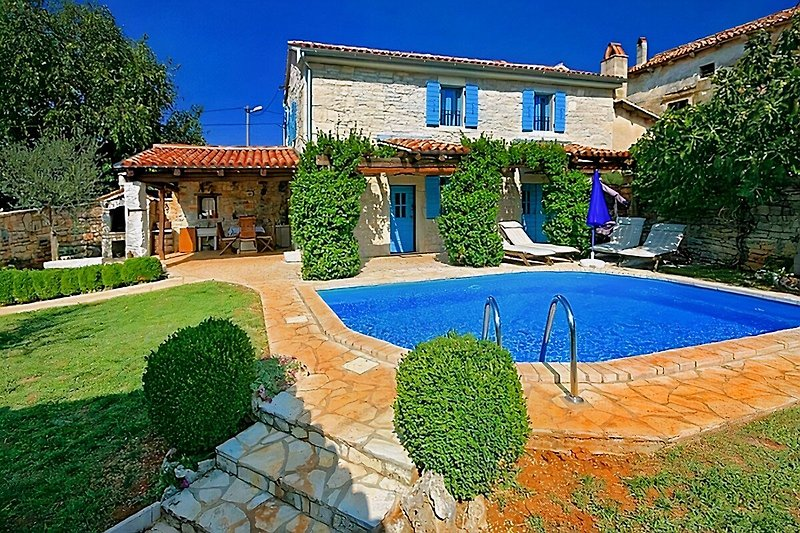 Villa Janko with pool