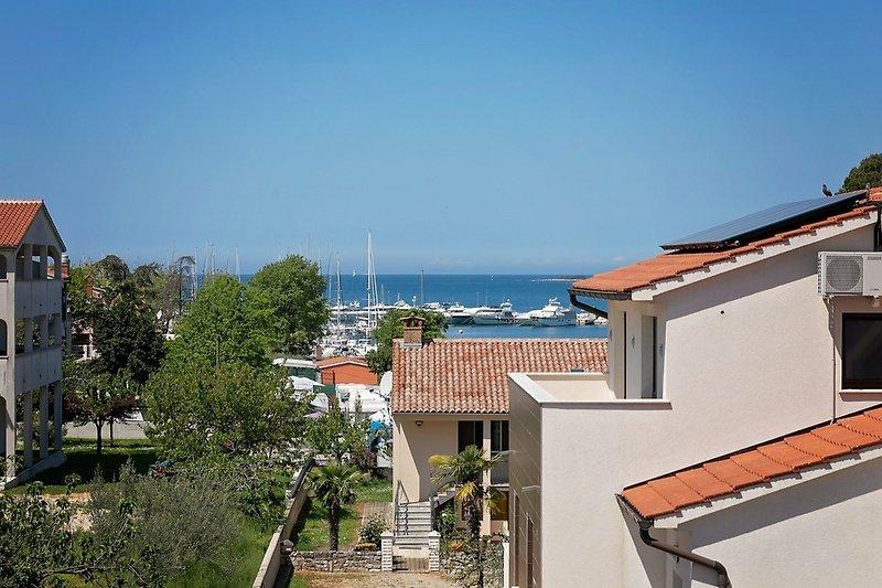 Outdoor view on Casa Coleen