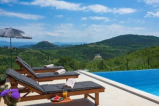 Motovun view Villa