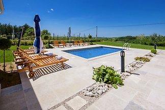 Villa Selar in Centraal Istrië