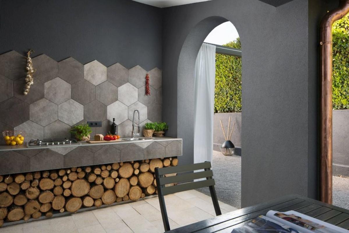 Sommerküche Terrasse : Reihenhaus zimmer personen bäder terrassen meerblick