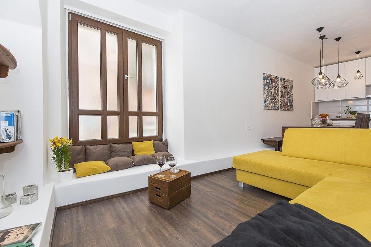 Arka 1 ferienwohnung in labin mieten for 55 qm wohnzimmer