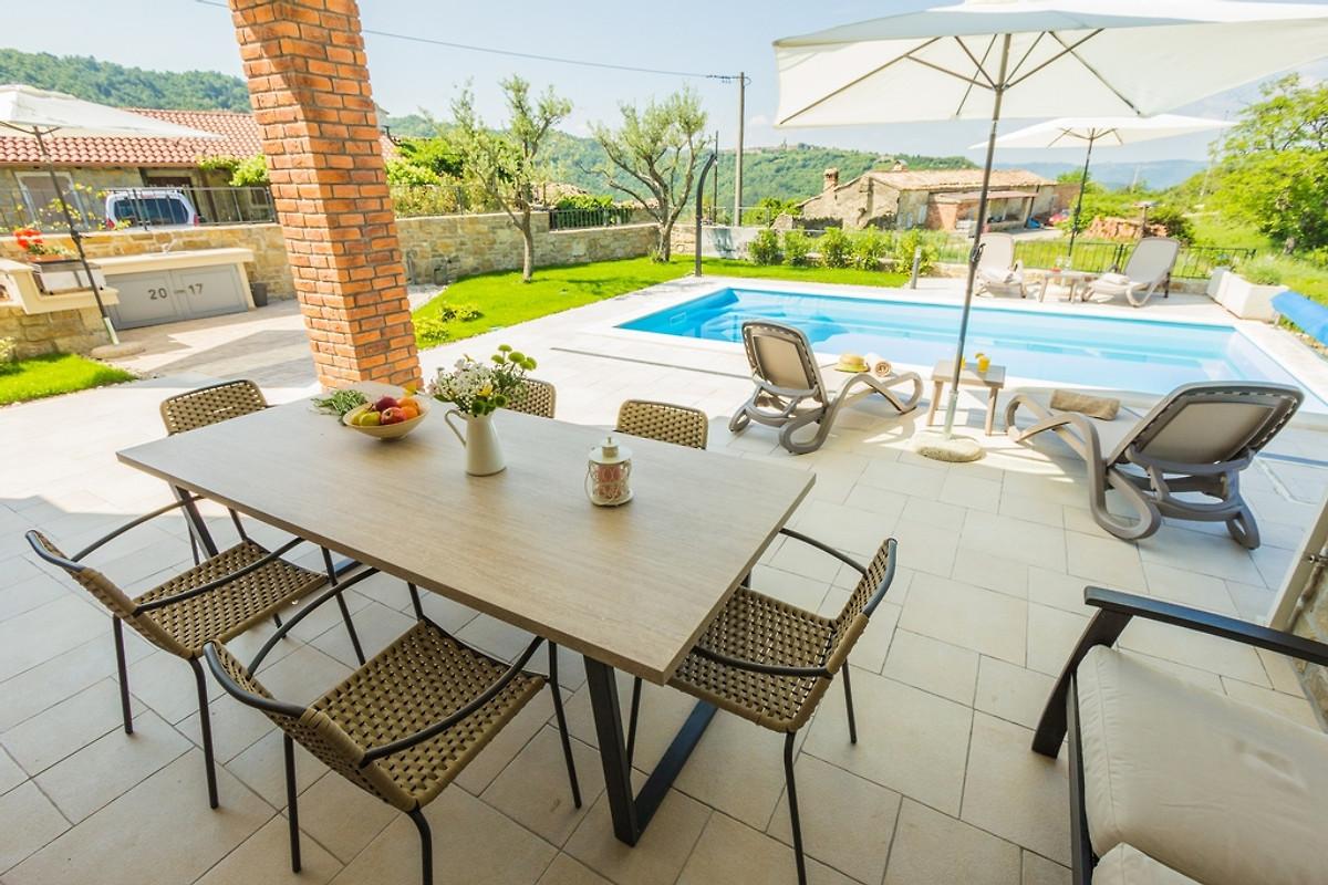 Affresco Sala Fumatori : Villa affresco casa vacanze in pazin affittare