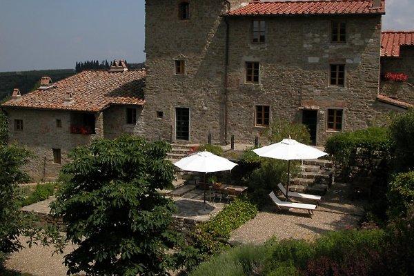 Campolungo l`Alto per 4-6 persone. in Greve in Chianti - immagine 1