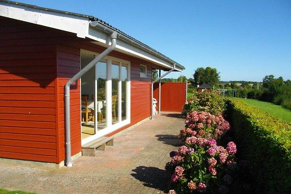 Luxuxferienhaus mit panorama in Bjert Strand - immagine 1