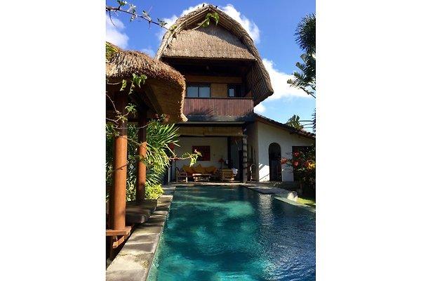 Ökohaus auf Bali en Jimbaran - imágen 1
