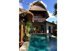 Ökohaus auf Bali