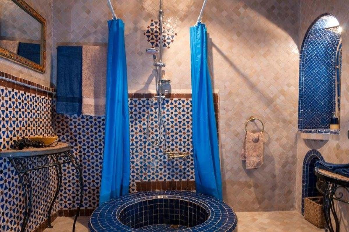 la maison nomade marrakech hotel in marrakesch stadt mieten. Black Bedroom Furniture Sets. Home Design Ideas