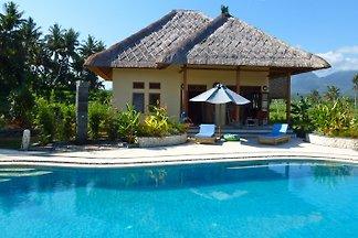 Villa Matahari ursprüngliches Bali