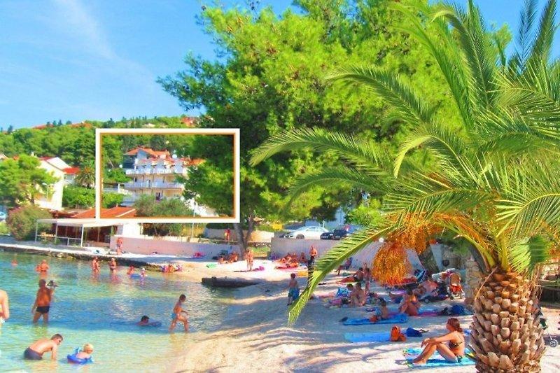 Ferienhaus Trogir - Ciovo in Trogir - immagine 2