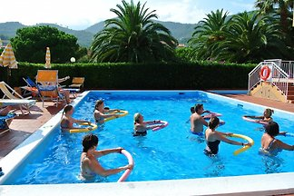 Residence Orchidea pools+parking+AC