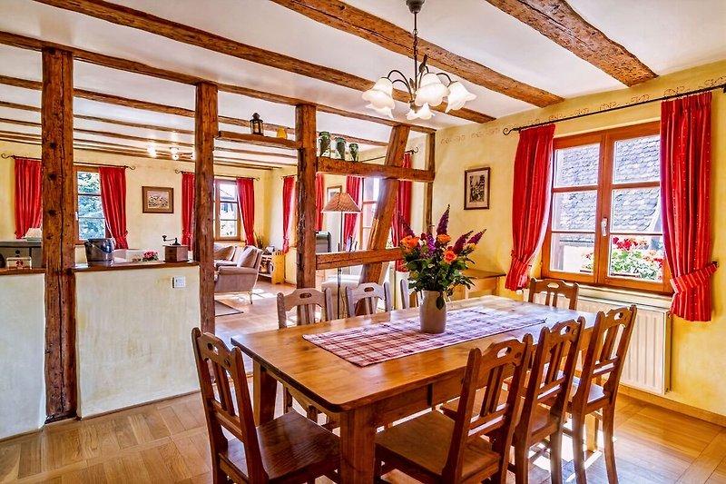 Maison Gite Au Tonnelier à Hunawihr - Image 2
