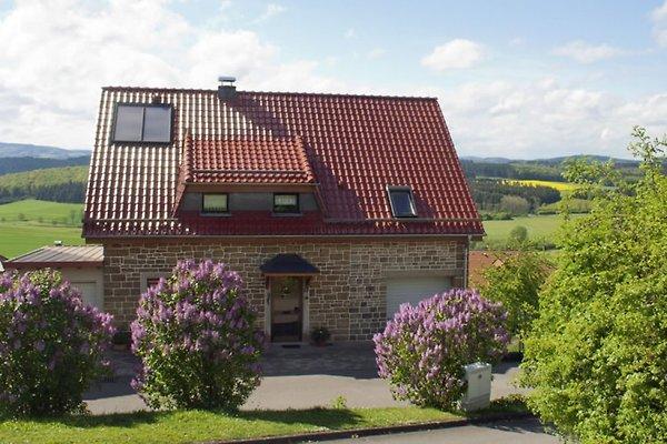 Ferienwohnung am Eisenberg in Korbach - Bild 1