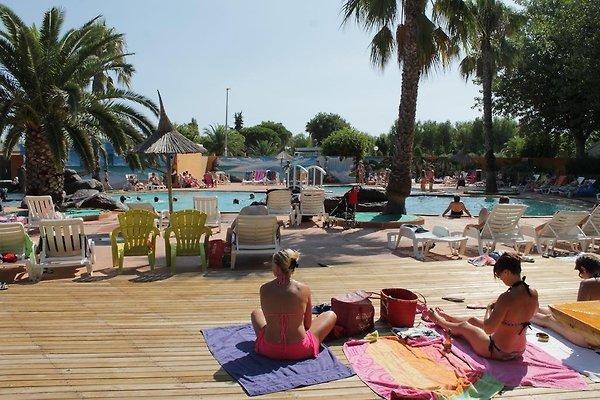 Mobil casa Camping Les Salisses in Vias-Plage - immagine 1