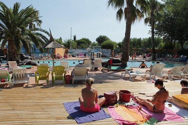 Mobilheim Camping Les Salisses in Vias-Plage - Bild 1