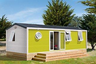 Casa mobile Camping Scheldeoord