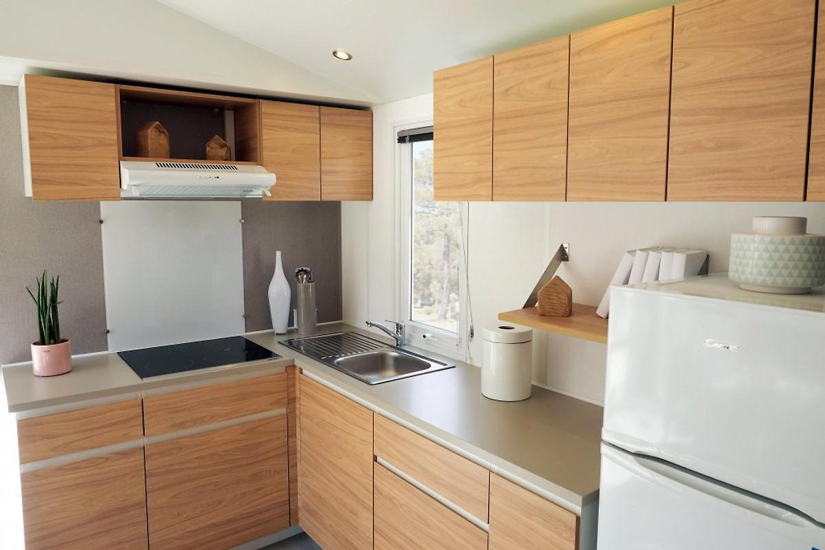 Stacaravan camping scheldeoord vakantie appartement in baarland huren - Model badkamer betegeld ...