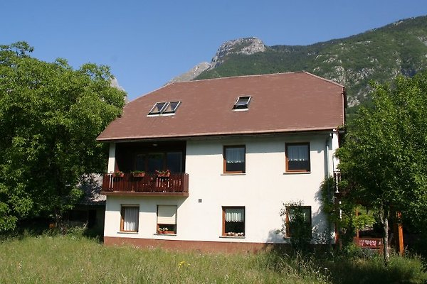 Apartment Casa Alpina Bovec in Bovec - immagine 1