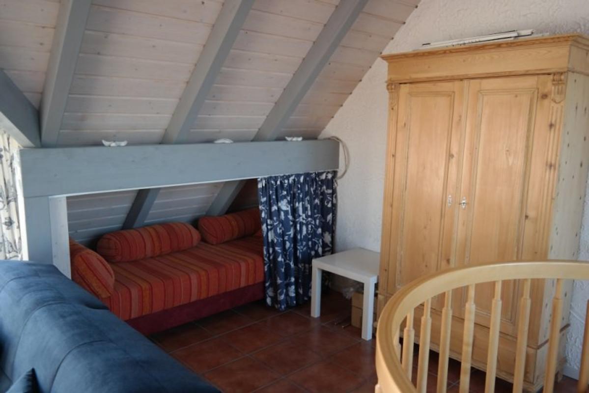 Maisonettewohnung am Tief - Ferienwohnung in Dornum mieten