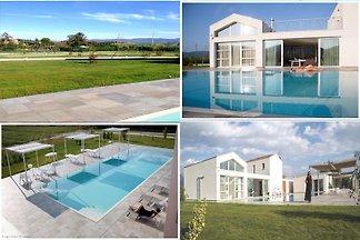 Villa Ca 'del Magra con piscina