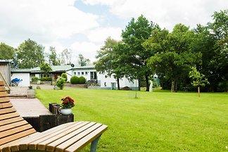 Ferienhof Weites Land Wohnung Wiese