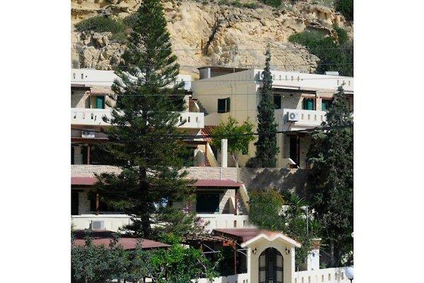 Apartments Xenophon en Matala - imágen 1