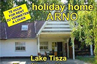 Domek letniskowy Ferienhaus Arno - Theiss See