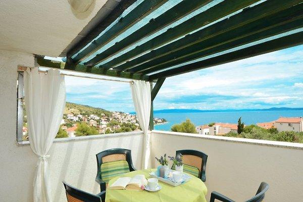 Villa Rozana de 5 dormitorios en Okrug Gornji - imágen 1