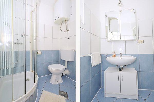 Katija 4 luxus wohnung f r 8 pers ferienwohnung in for Badezimmer 9m2