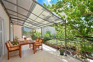 Holiday flat in Okrug Gornji