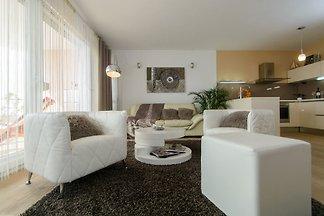 SUNRISE, appartamento di lusso a 6 persone.