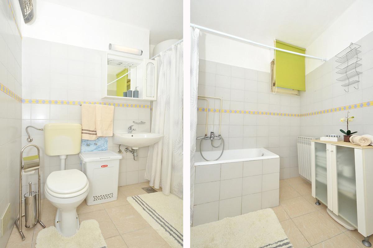 Miana g nstig f r bis 5 personen ferienwohnung in for Badezimmer 8m2