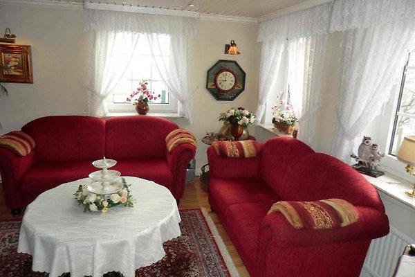 Romantisches reethaus ferienhaus in lunden mieten - Romantisches wohnzimmer ...