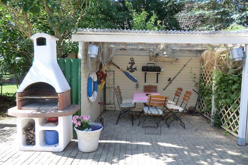 romantisches reethaus sauna w lan ferienhaus in lunden mieten. Black Bedroom Furniture Sets. Home Design Ideas