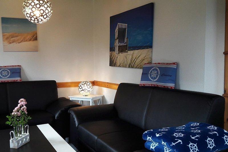 Neuer Wohnbereich Möwe mit Fachbild-TV