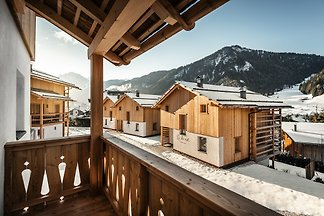 Chalets in the Hearth of the Dolomites, in San Vigilio at the feet of the Plan de Corones/Kronplatz
