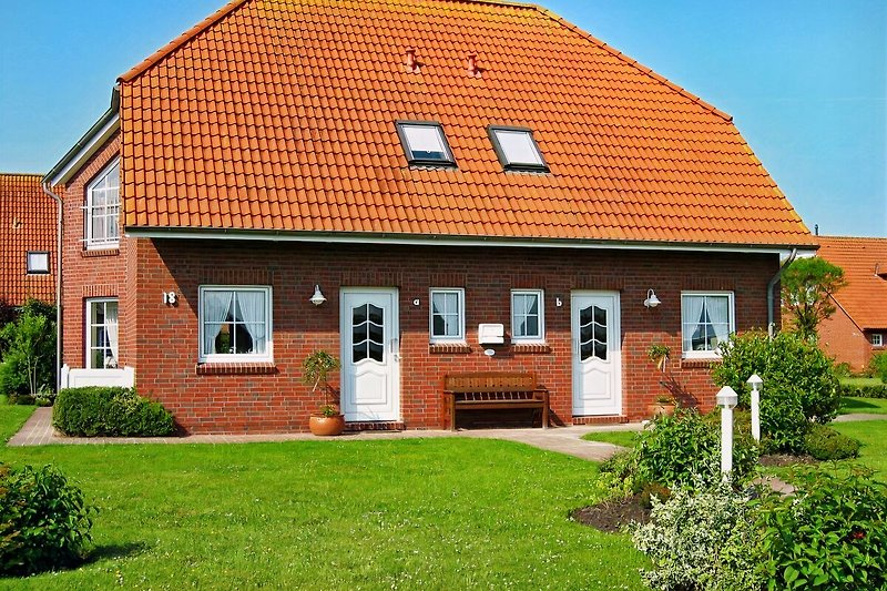 Ferienhaus Friesenlandhaus Norddeich