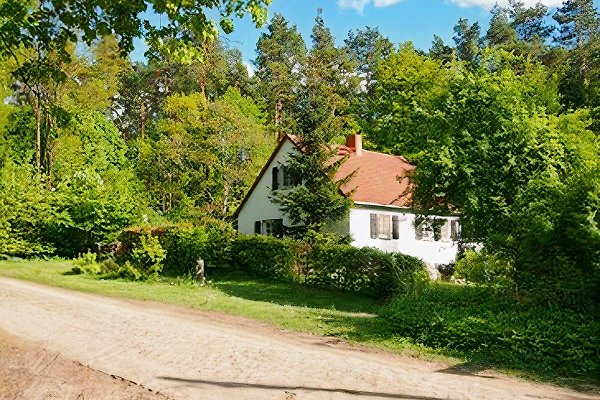 Idyllisches Bauernhaus en Gerswalde -  1