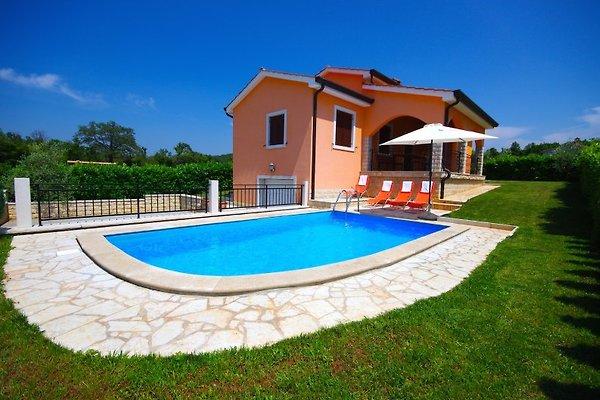 Romantische Villa  in Vrsar - Bild 1