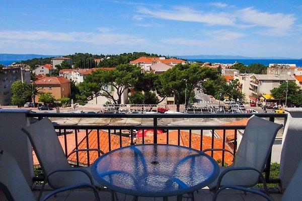 Ferienwohnung im Zentrum Makarska in Makarska - Bild 1