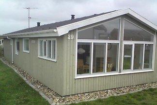 Casa de vacaciones en Vorupør