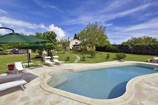 Villa con piscina in Istria