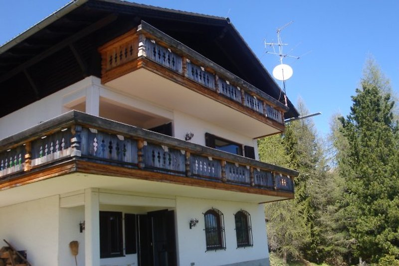 The house in Sommer