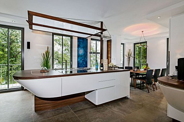 Villa Mathilde - Penthouse 27 en Binz - imágen 1