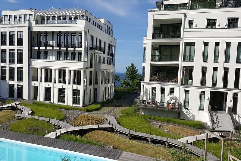 Villa Philine mit Pool