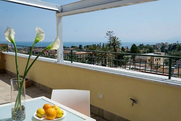 Casa Panorama - vistas al mar en Santa Flavia - imágen 1